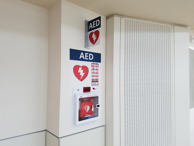 Image of Automated External Defibrillators (AED)