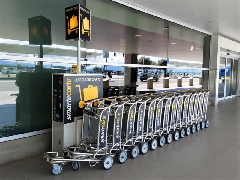 Image of Luggage Carts