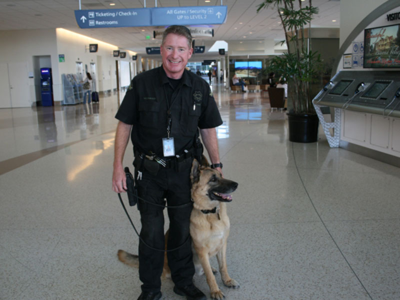 Image of San Jose Police-Airport Division