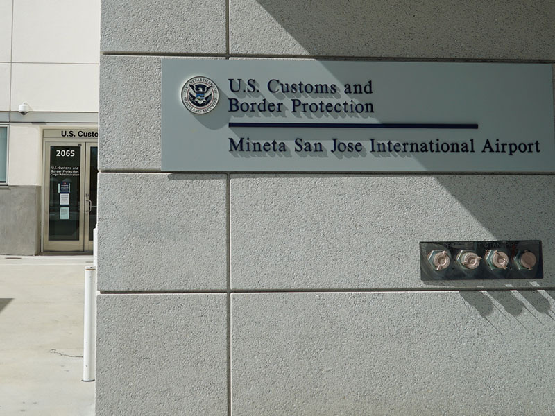Image of Customs and Border Protection