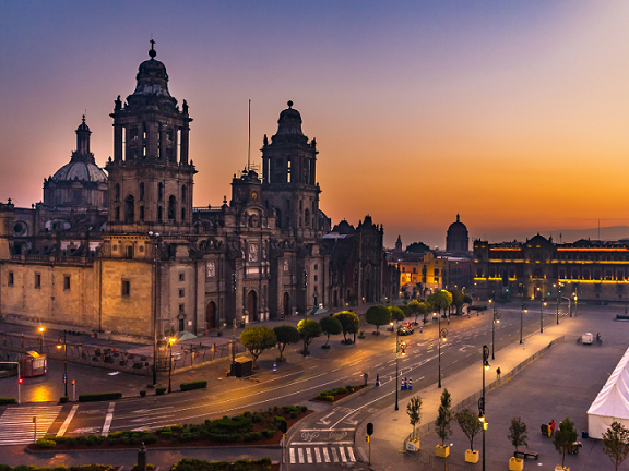 Image of Mexico City